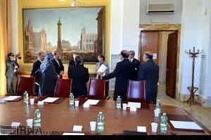 بخش کنسولی سفارت ایتالیا
