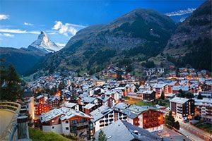 هزینه زندگی در کشور سوئیس