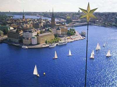 وقت سفارت توریستی سوئد