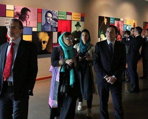 آنتیمو چزارو معاون وزیر میراث و فعالیت های گردشگری و معاون وزیر امور خارجه ایتالیا