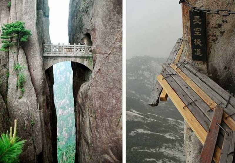 پل نامیرایان، چین