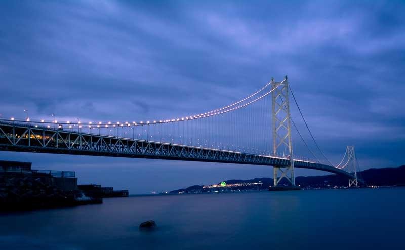 پل مروارید، ژاپن