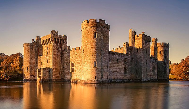 قلعه تاریخی انگلستان