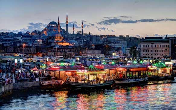 کریسمس در ترکیه