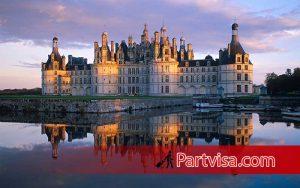 فرانسه یکی از تورهای خارجی در فصل پاییز