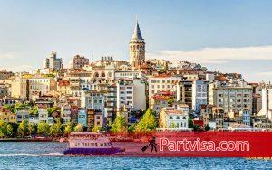 ترکیه یکی از تورهای خارجی در فصل پاییز