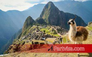 پرو یکی از تورهای خارجی در فصل پاییز