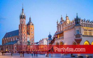 لهستان یکی از تورهای خارجی در فصل پاییز