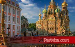 روسیه یکی از تورهای خارجی در فصل پاییز