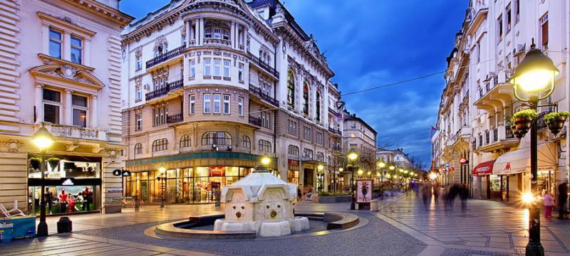 خیابان کنز ميخايلوا (Knez Mihailova)