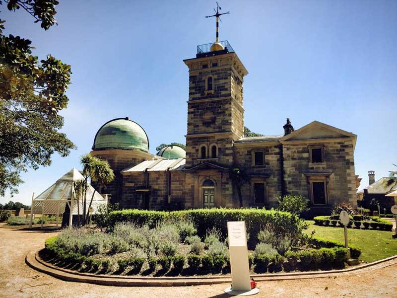 رصدخانه سیدنی (Sydney Observatory)، سیدنی، استرالیا