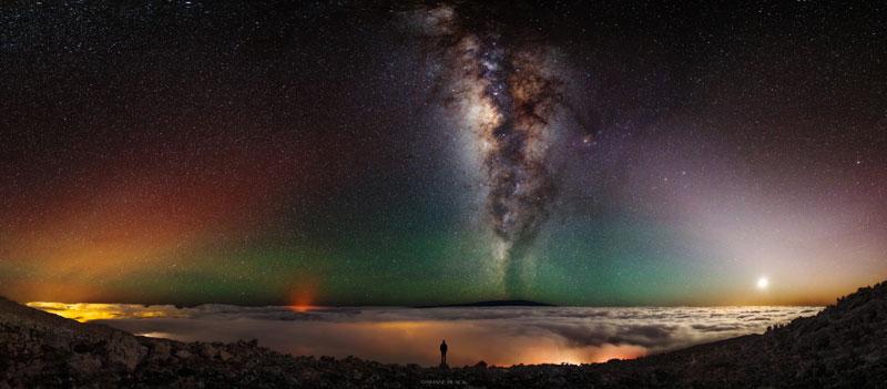 مائونا کیا (Mauna Kea)، هاوایی