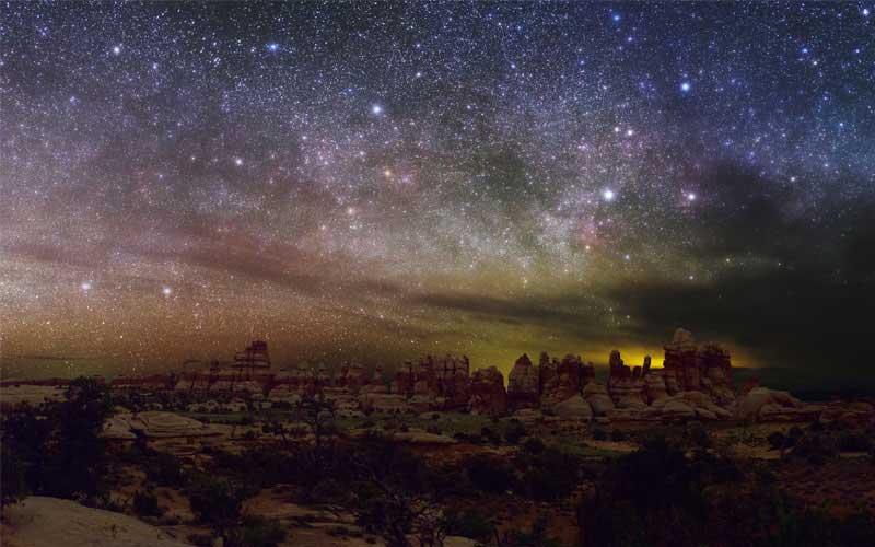 پارکهای ملی در جنوب غرب آمریکا