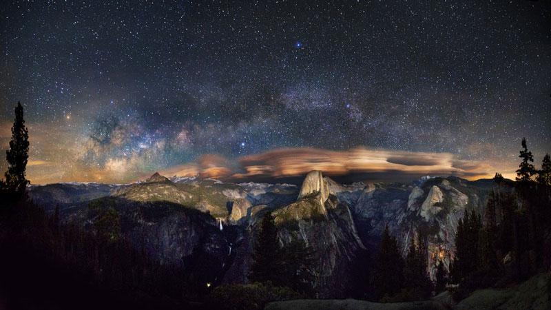 پارک ملی یوسیمیتی (Yosemite)