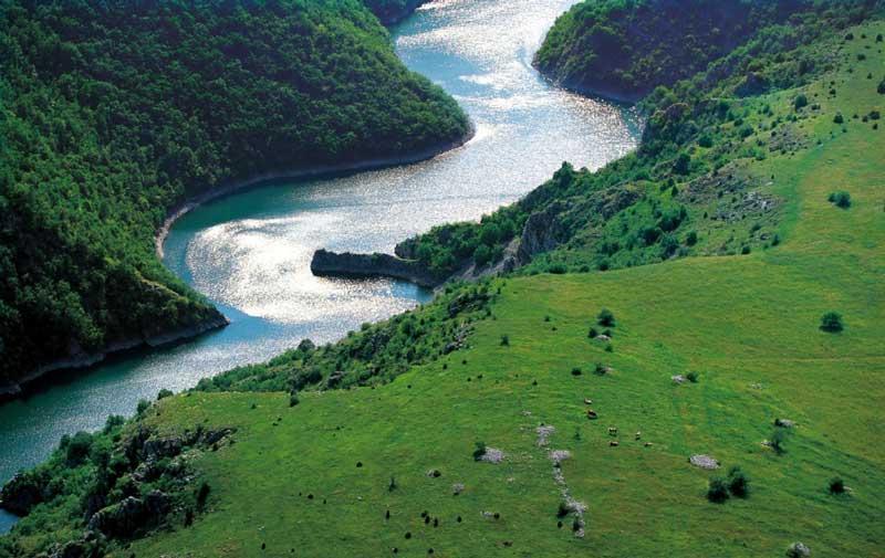 کوهستانهای ZlatiborوZlatar