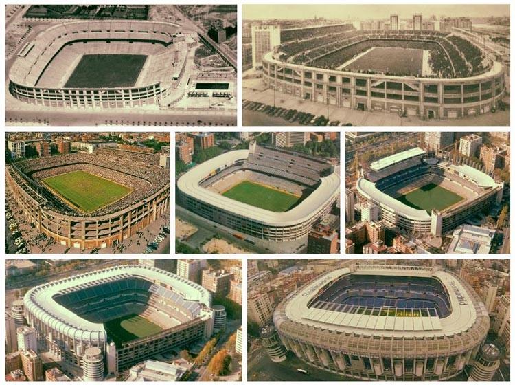 تور ورزشگاه سانتیاگوبرنابئو مادرید