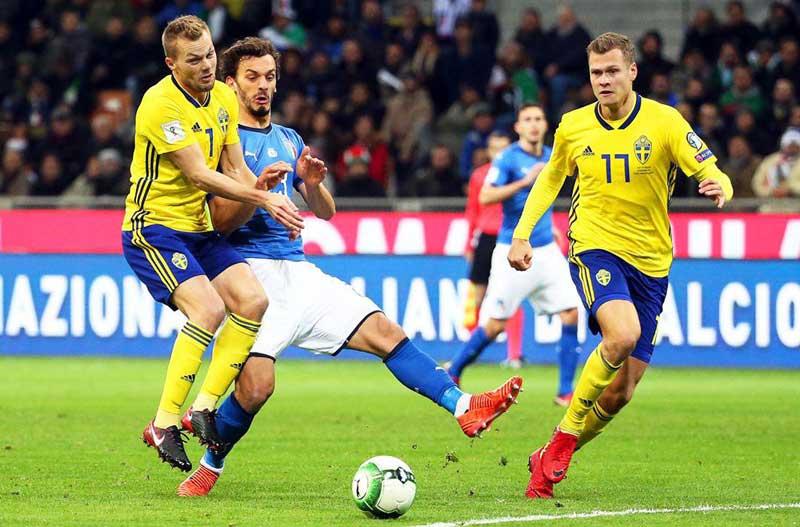 ایتالیا-سوئد