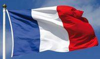 پرچم کشور فرانسه